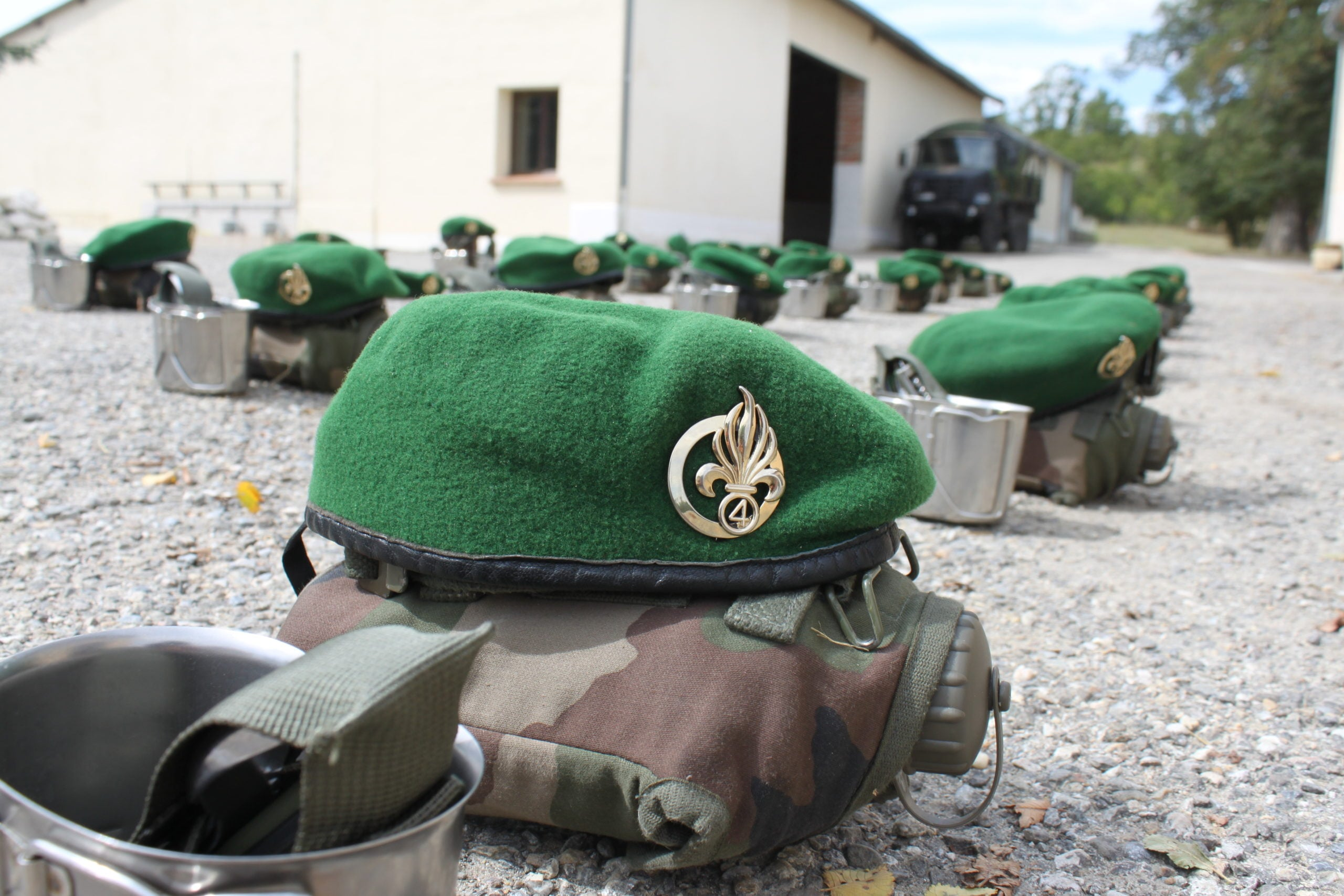 french foreign legion beret