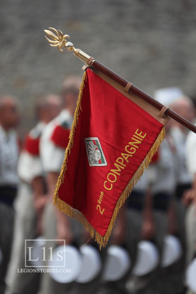 french foreign legion flag
